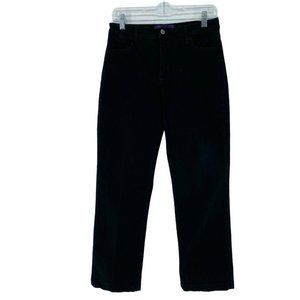 NYDJ Women's Size 6 P Black Stretch Denim Jeans